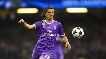 Modric a luat un cartonas rosu acum 3 ani! Ce l-a anuntat Federatia Spaniola inaintea meciului cu Barcelona