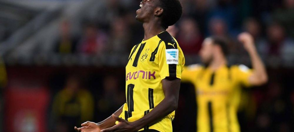 "Dembele, dat DISPARUT de Dortmund: ""Nu a venit la antrenament si nu stim unde e!"""
