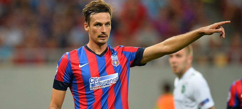 """Szukala e aproape de o revenire la Steaua.""""Avem o varianta din Portugalia, Planic sau Szukala"""""""
