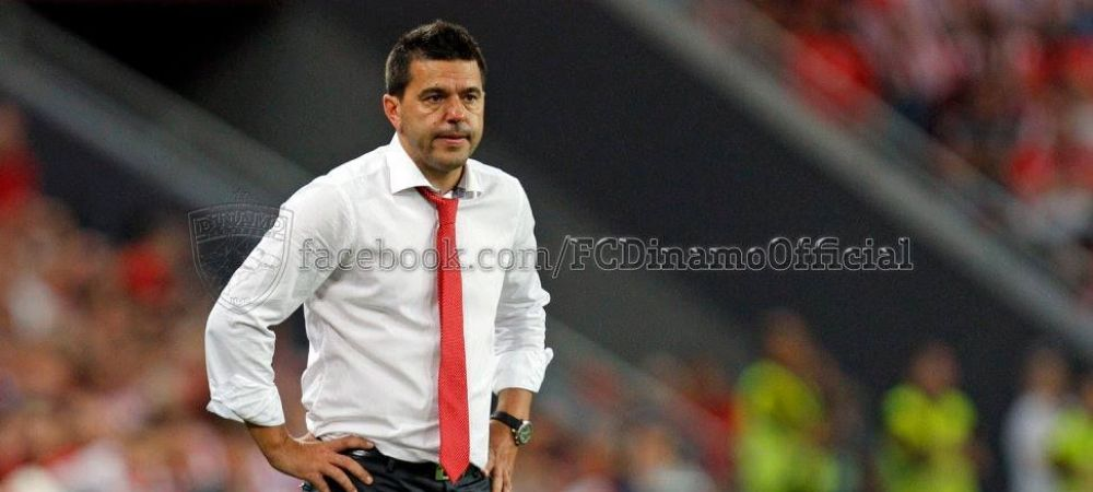"""""""A fost domnul Gaman - Dinamo 1-0. CFR isi asigura mereu 'conditiile' sa ia titlul"""" Contra, furios dupa ce CFR a castigat cu un penalty controversat!"""