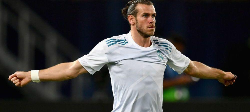 Gareth Bale si-a decis viitorul! Mesajul trimis catre Manchester United