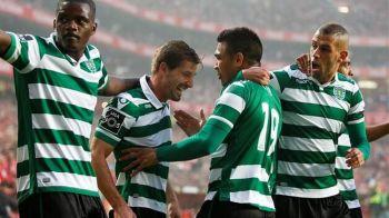Mutare de 30 de milioane de euro pentru Sporting! Ce atacant FABULOS isi iau portughezii inaintea dublei cu Steaua