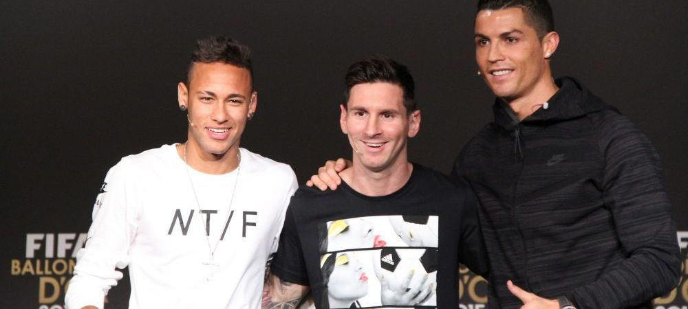 """""""Cristiano Ronaldo stia ca Neymar va pleca la PSG din vina lui Messi!"""" Dezvaluirea incredibila facuta de spanioli"""