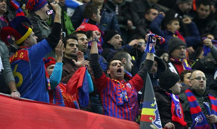 Bat recordul cu City? Steaua a vandut un numar impresionant de bilete cu 12 zile inaintea returului de la Bucuresti cu Sporting