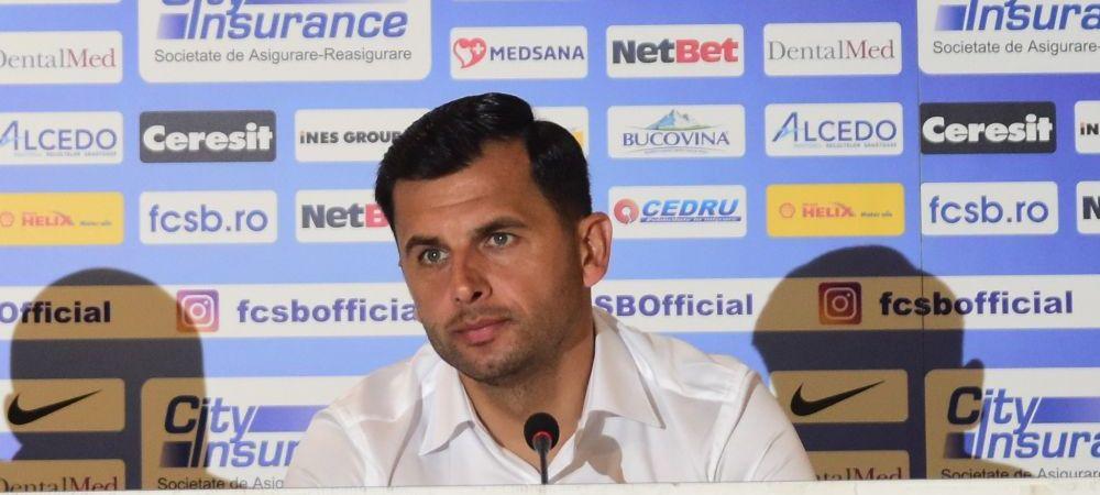 """Decizia luata de Dica inainte de meciul cu Astra. Cu cine va incepe in primul """"11"""" meciul din aceasta seara"""