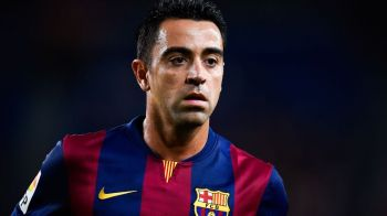 Ultimul sezon al unei legende! Ce face Xavi dupa ce isi incheie cariera de fotbalist