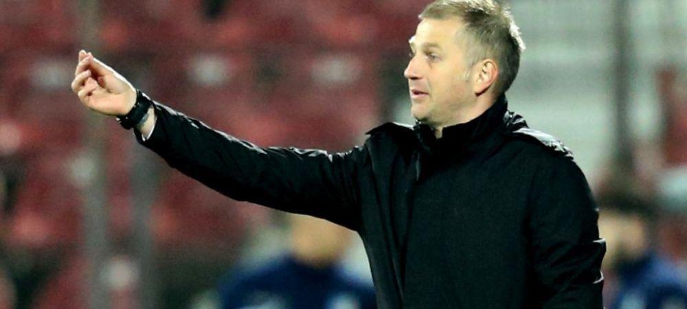 Iordanescu, nemultumit dupa 1-1 cu Steaua. Cum explica momentul in care aproape s-a luat la bataie cu Popescu