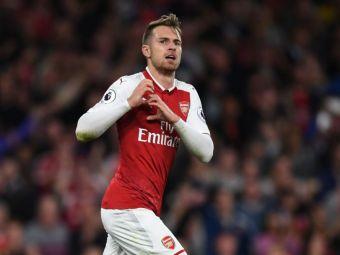 """Cat de adevarat e """"blestemul Ramsey""""? Galezul a dat gol pentru Arsenal, iar cel mai batran om din lume a decedat. Cati ani avea"""