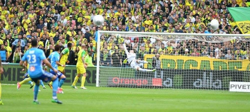 Doar scorul i-a umbrit debutul! Tatarusanu, numit omul meciului de L'Equipe dupa ce a batut un record vechi de 10 ani. Ce nota a luat