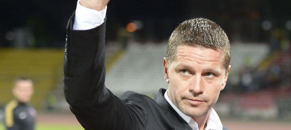 """""""Fotbalul te rasplateste daca-l joci"""" Ce a declarat antrenorul lui Poli Iasi dupa victoria in fata lui Dinamo"""