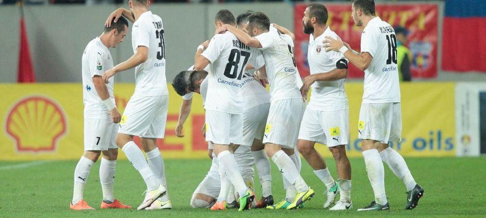 GOLUL SEZONULUI in Liga 1! Cernat a inscris golul victoriei dupa pasa din rabona a lui Novac! FC Voluntari 2-1 Gaz Metan