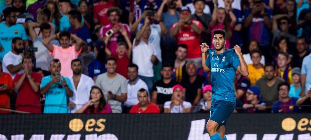 """Asensio reprezinta diferenta clara dintre Real si Barca!"" Gol GENIAL marcat de pustiul descoperit de Zidane! VIDEO"