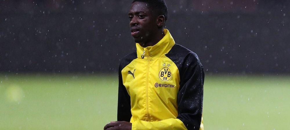 ULTIMATUM dat de Dortmund pentru Barcelona! Anuntul facut de presedintele clubului german