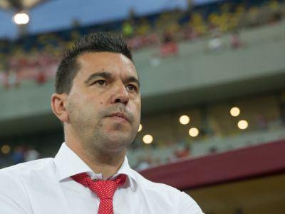 """Contra a explicat de ce a plecat Azer Busuladzici de la Dinamo: """"Eu am ramas sa fac performanta aici!"""""""