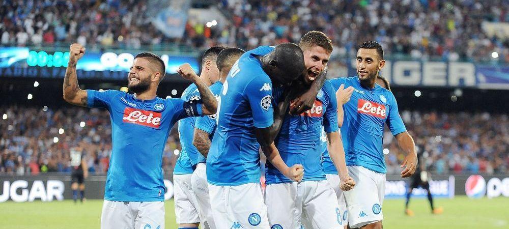 Napoli 2-0 Nice, Istanbul 1-2 Sevilla, Celtic 5-0 Astana, brigada romaneasca in Scotia | VEZI TOATE REZUMATELE SERII