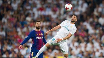"""""""Este prima data cand ma simt inferior fata de Real Madrid!"""" Declaratia incredibila a lui Pique dupa El Clasico! Ce i-au facut fanii Realului"""