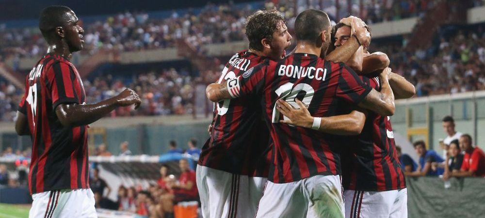 """""""Sunt gata sa se lupte pentru titlu!"""" Suprematia lui Juventus, amenintata de AC Milan! Ce spune Kaka"""