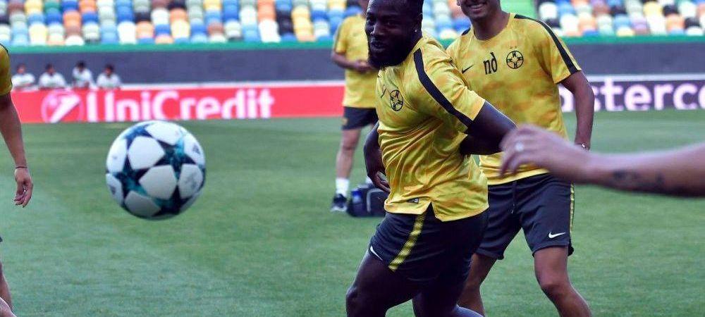 """Gnohere vrea sa plece de la Steaua!"" UPDATE: Reactia atacantului: ""Vreau sa lupt pentru locul meu in echipa"""