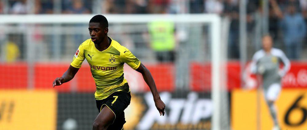 """Vestea asteptata de Barcelona! Dortmund anunta: """"Daca indeplinesc conditiile noastre, Dembele pleaca!"""""""