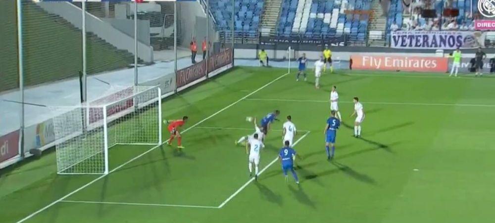 VIDEO incredibil! Real Madrid a luat gol cu FUNDUL! Faza inceputului de sezon in Spania