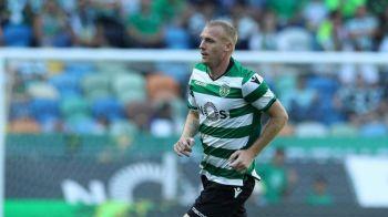 Probleme de lot pentru Sporting! Mathieu a iesit accidentat din ultimul meci! De ce se teme antrenorul portughezilor