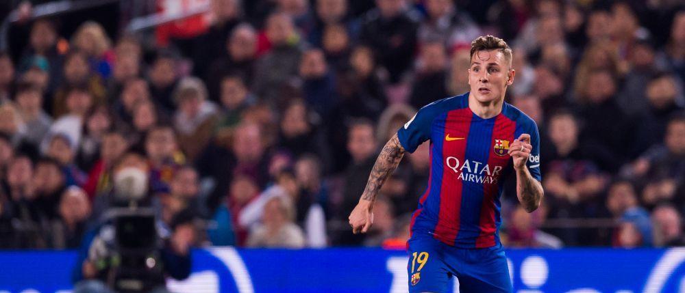 Gest emotionant al unui jucator de la Barcelona! A fost printre primii care i-a ajutat pe ranitii atacului terorist de saptamana trecuta