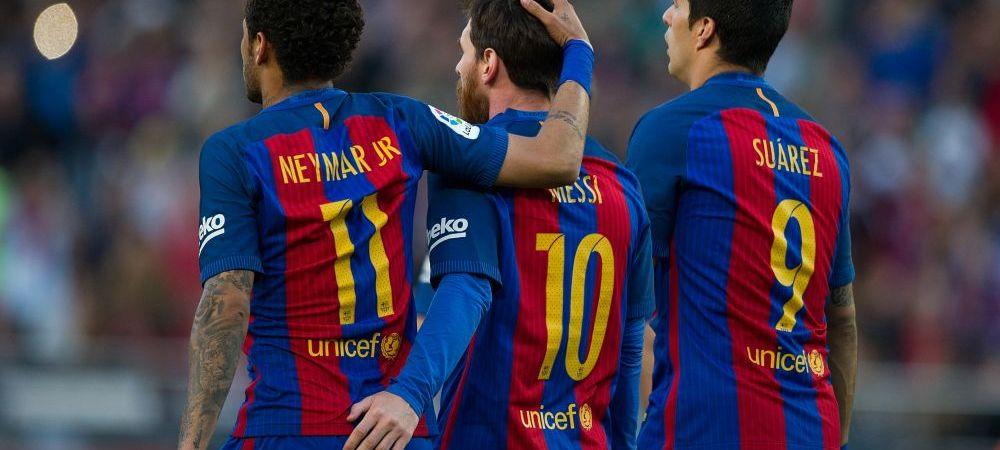 Oferta de 130 de milioane de euro facuta de Barcelona. Jucatorul cu care vor sa il inlocuiasca pe Neymar