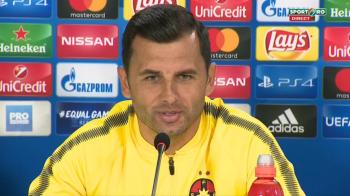 """Sedinta UEFAntastica inainte de Sporting: """"Am primit sfaturi de la Oli, am vorbit cu toti fostii mei colegi despre meciul asta!"""""""