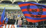 Ce s-a intamplat cu sectorul in care fanii lui Dinamo au cumparat 300 de bilete. Toate fazele de pe stadion