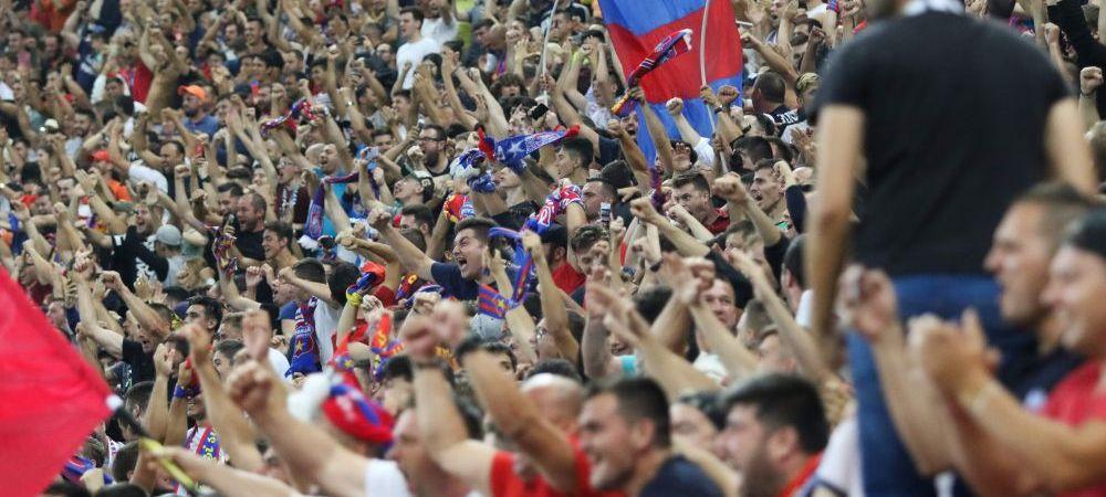 """Fanii Stelei se tem de o noua AMBUSCADA a dinamovistilor! Cum se asigura ca episodul """"Doar Dinamo Bucuresti"""" nu se repeta!"""