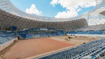 Visul unui meci cu Real Madrid e tot mai aproape! Stadionul Craiovei e gata in octombrie. VIDEO