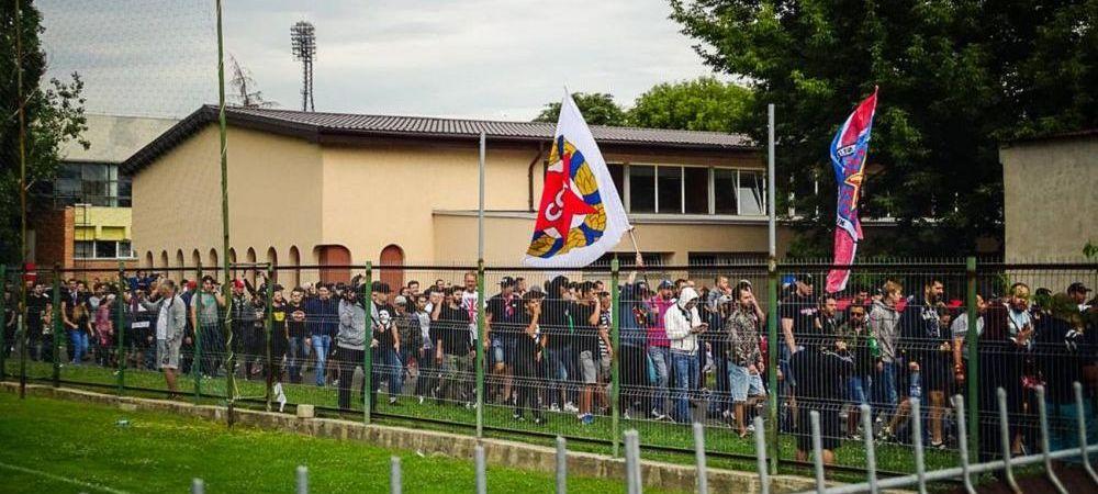 Steaua Armatei se pregateste de show TOTAL! 1000 de oameni sunt asteptati la urmatorul meci