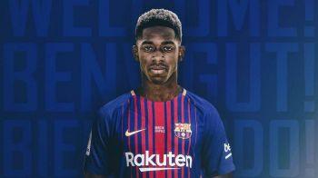 Dembele, oficial la Barcelona! Ce echipa se mai imbogateste in afara de Dortmund