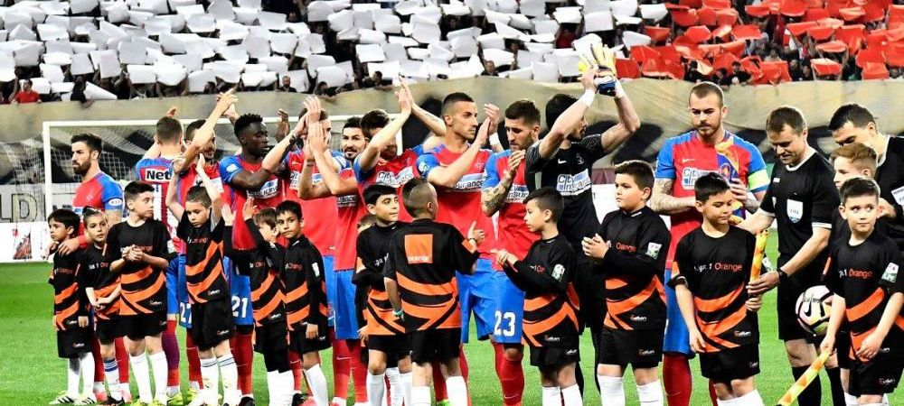 Fotbalul romanesc continua sa fascineze! 2 derbyuri Steaua - Dinamo in doar 3 zile, ambele in campionat :))