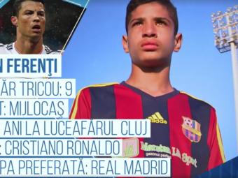 """O STEA pentru Luceafarul! Campioana Romaniei merge la Mondialul de la New York cu """"Ronaldo"""" in echipa. VIDEO"""