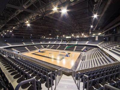 EUROBASKET la Cluj: lotul Romaniei si programul meciurilor! Jucam cu Cehia pe 1 septembrie   Investitii de 16 mil de lei in sala: parchet nou, capacitate marita la 10.000