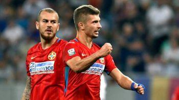 "Dupa Gnohere, si Tanase e nemultumit la Steaua: ""Cum sa ajung la nationala daca joc doar 45 de minute?"""