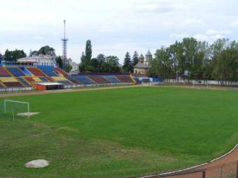 Stadion de 30 de milioane de euro intr-un oras FARA ECHIPA in Liga I de 20 de ani! Proiectul a fost aprobat de Guvern