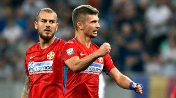 """Dica a schimbat din nou capitanii! Florin Tanase, surpriza antrenorului Stelei: """"Il va responsabiliza"""""""