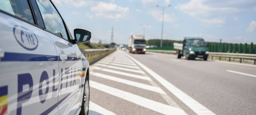 ATENTIE, soferi! Politistii au o noua metoda! Cum sunt prinsi mai nou vitezomanii de pe autostrazi. VIDEO