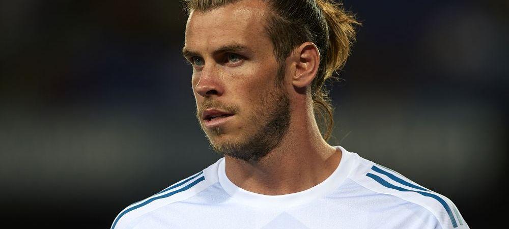 Manchester United a facut oferta pentru Bale! Cat sunt dispusi sa dea englezii