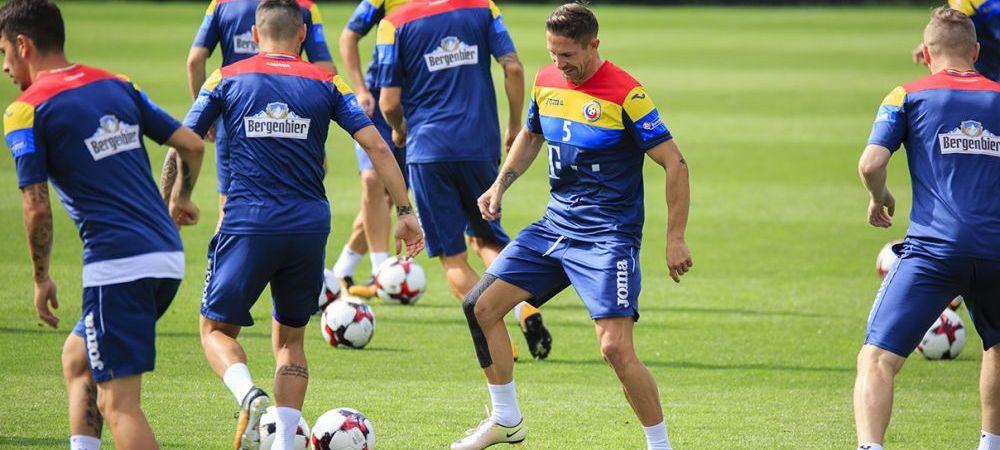 Baluta, TITULAR! Surprizele lui Daum pentru meciul cu Armenia. Cum arata echipa probabila