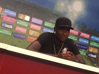 EXCLUSIV: Dinamo l-a ratat din nou pe Bokila! Decizia luata de atacant in aceasta dimineata