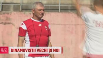 Doar la Dinamo Bucuresti! Echipa lui Badea din Liga a 4-a vrea in Europa inaintea dinamovistilor lui Negoita si Contra. VIDEO