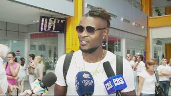 Bokila vine la Bucuresti, dupa ce si-a reziliat contractul cu CFR! Congolezul semneaza cu Dinamo