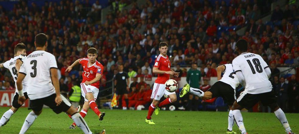 """Moment fantastic in preliminariile Mondialului! A debutat la 17 ani in nationala si a marcat dupa 261 de secunde: """"Nu dorm in noaptea asta!"""""""