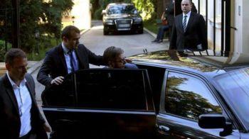 Coloana oficiala a presedintelui Serbiei, lovita de masina unui fotbalist cunoscut! Politistii au ramas surprinsi cand au vazut cui ii apartine vehiculul