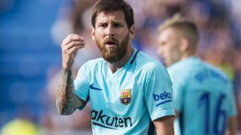 Messi a spus NU! Pe cine a vrut Barca sa aduca in locul lui Coutinho iar Messi a blocat mutarea