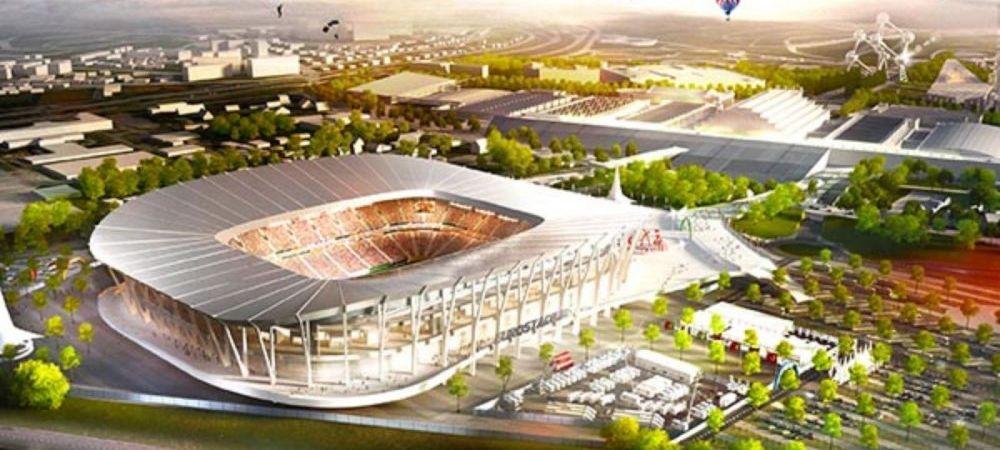 Tara care se poate retrage de la organizarea EURO 2020. La fel ca Romania, are probleme cu ridicarea unui nou stadion