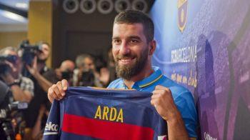 "Arda Turan, la Galatasay? Agentul turcului NEAGA informatiile aparute in Spania: ""Ramane la Barcelona!"""